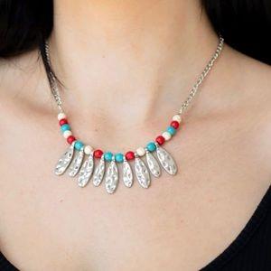 Neutral TERRA-tory Necklace Set